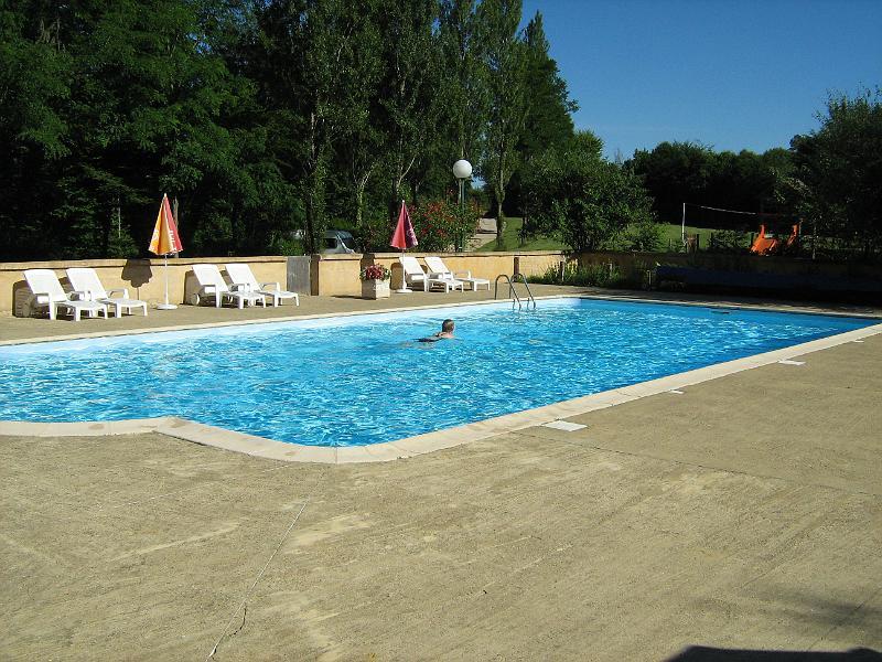 Vakantie in de dordogne camping la fage zwembad - Fotos van het zwembad ...