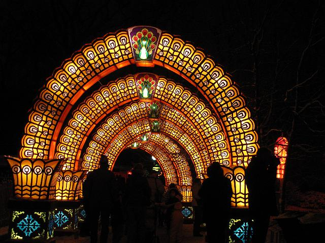 china festival of lights festival of lights pauwenpoort
